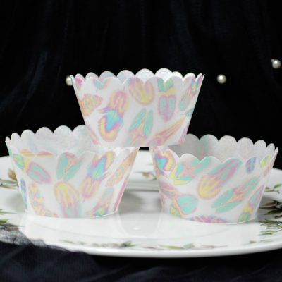 Wickstead's-Eat-Me-100%-Edible-Cupcake-Wrappers-from-our-Boho-Unicorn-Feather-Collection-(1)
