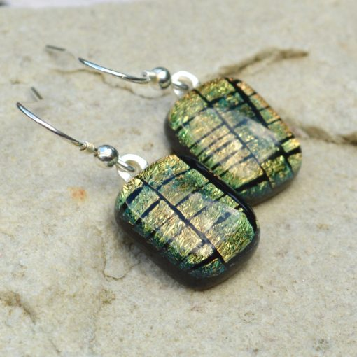 Wickstead's-AW-Designs-UK-Golden-Copper-Sterling-Silver-Dichroic-Glass-Drop-Earrings-(5)