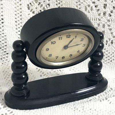 Wickstead's-Antique-1900s-Ebony-Mantel-Clock-Casing-(3)