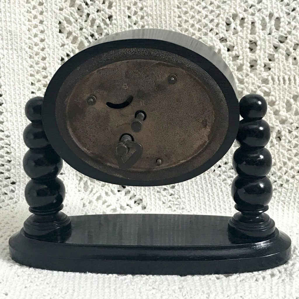 Wickstead's-Antique-1900s-Ebony-Mantel-Clock-Casing-(5)