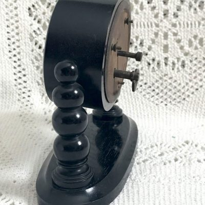 Wickstead's-Antique-1900s-Ebony-Mantel-Clock-Casing-(6)