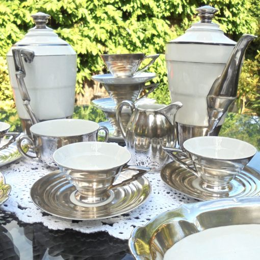 Wickstead's-Art-Deco-Sterling-Silver-Porcelain-Coffee-Set-with-Lightening-Bolt-Handles-(2)