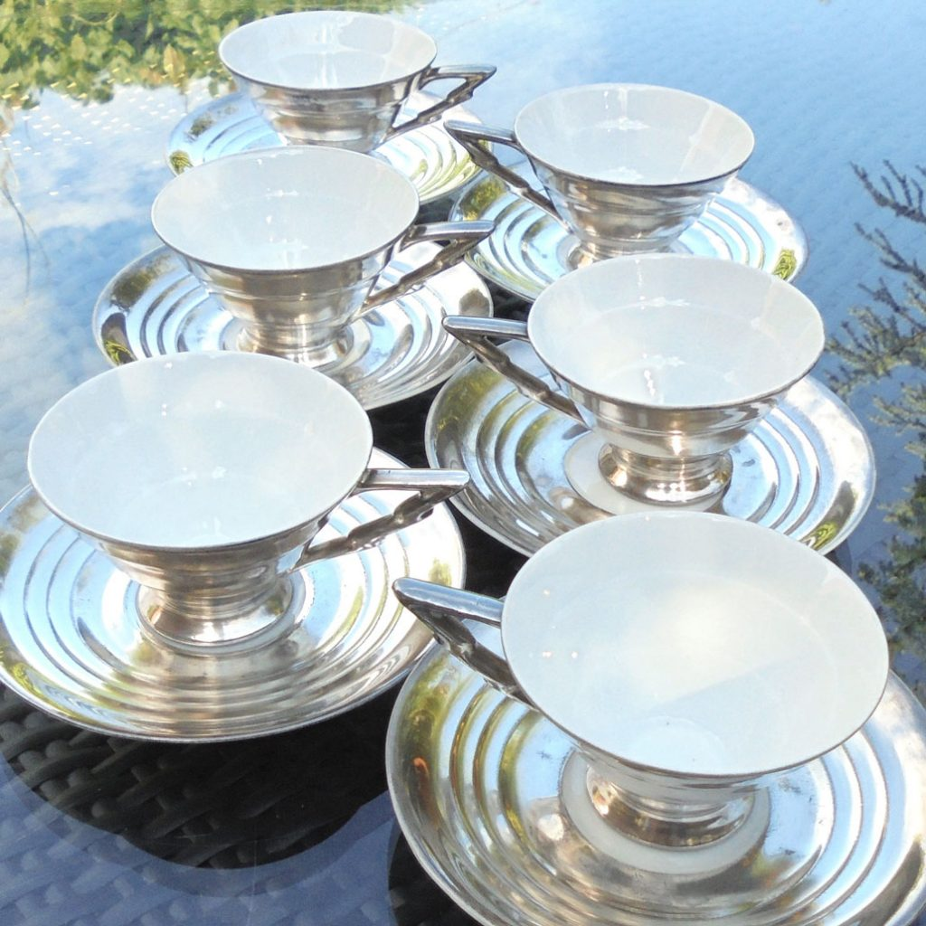 Wickstead's-Art-Deco-Sterling-Silver-Porcelain-Coffee-Set-with-Lightening-Bolt-Handles-(6)