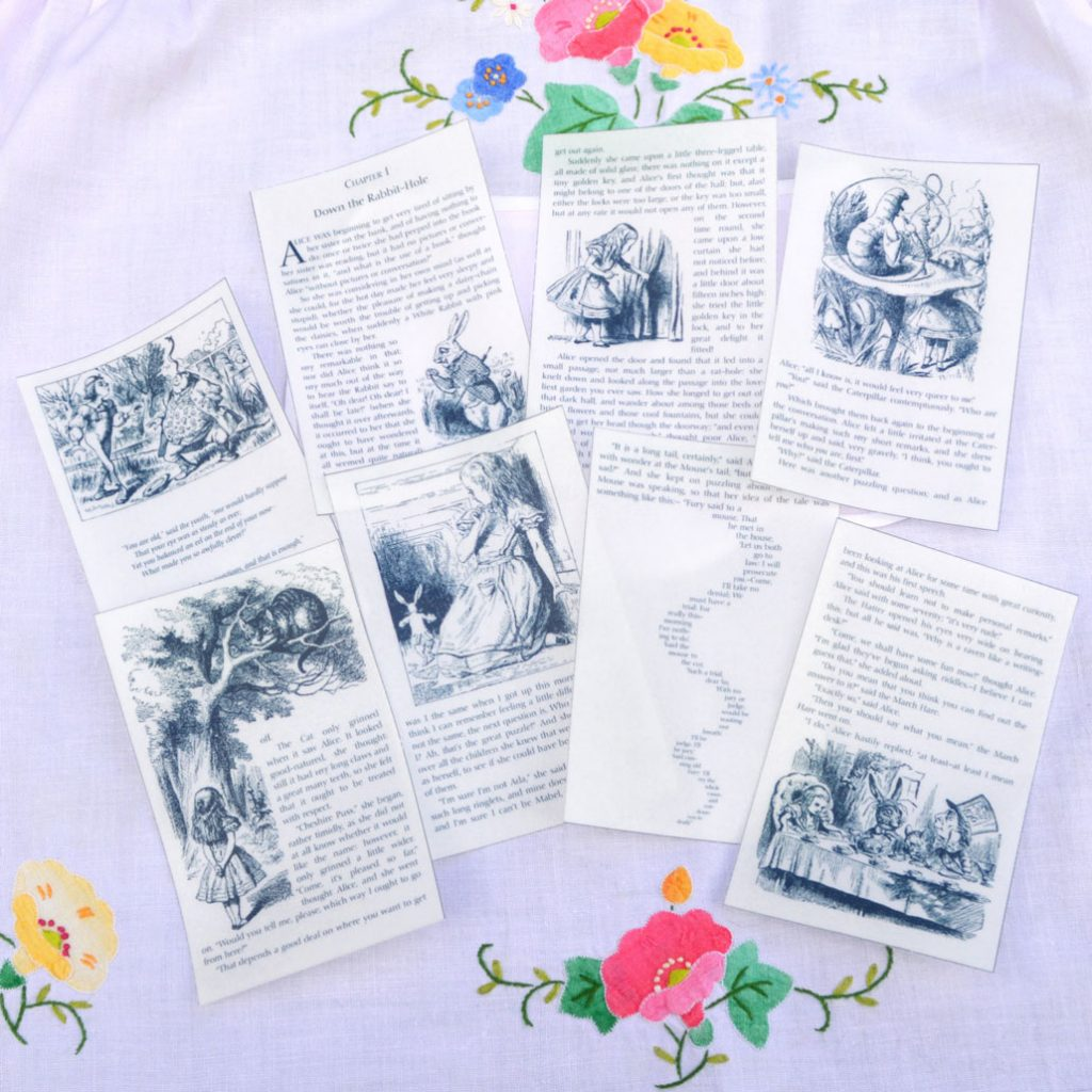 Wickstead's-Eat-Me-Edible-Images-Alice-in-Wonderland-Set-1-Black-White-Book-Pages-(4)