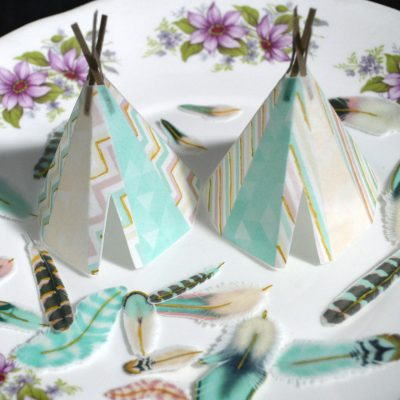 Wickstead's-Eat-Me-Edible-Images-Custom-Coloured-Personalised-Boho-3D-Teepee's-Gold-Detailing-(4)
