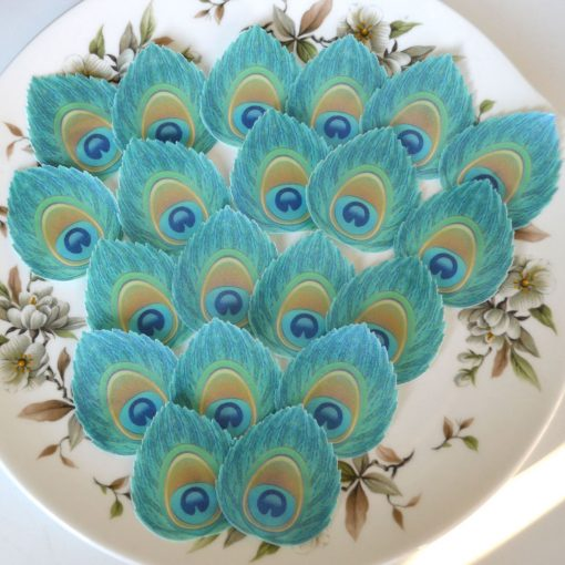 Wickstead's-Eat-Me-Edible-Images-Iridescent-Peacock-Feathers-(6)