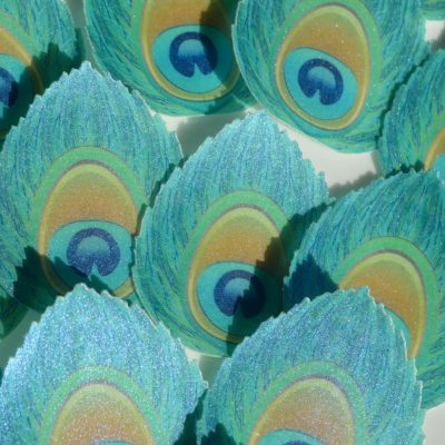 Wickstead's-Eat-Me-Edible-Images-Iridescent-Peacock-Feathers-(7)