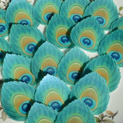 Wickstead's-Eat-Me-Edible-Images-Iridescent-Peacock-Feathers-(8)