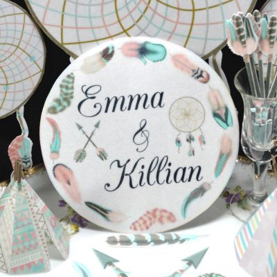 Wickstead's-Eat-Me-Edible-Images-Wild-Personalised-Boho-Cotton-Candy-Circles-(2)