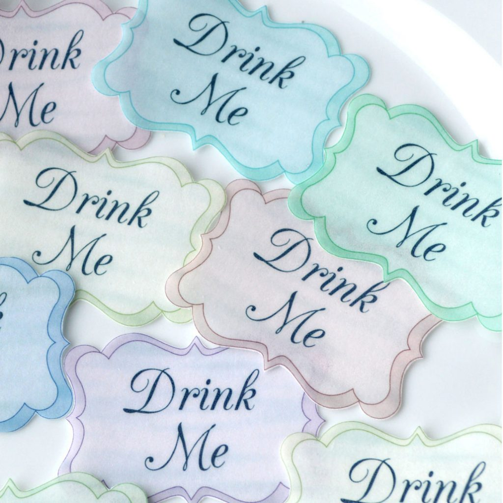 Wickstead's-Eat-Me-Edible-Wafer-Rice-Paper-Pastel-Mix-Coloured-Drink-Me-Labels-(2)