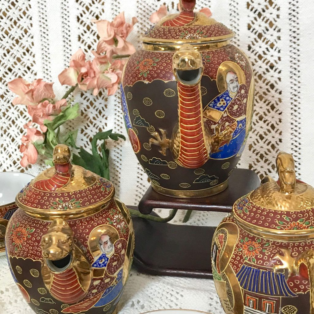 Wickstead's-Japanese-Red-Gold-Dragon-Moriage-Fine-Eggshell-Porcelain-Tea-Set-(6)