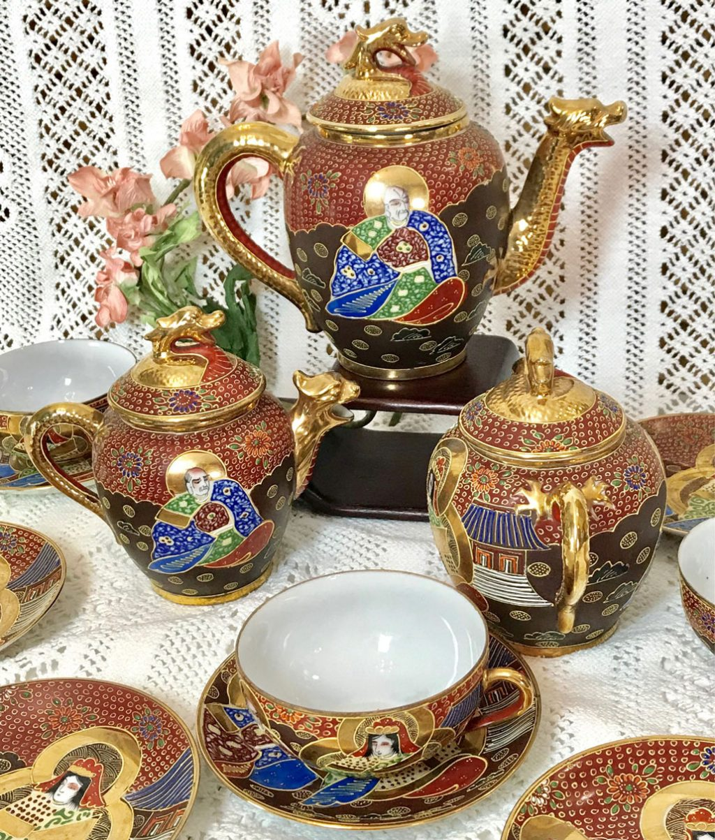 Wickstead's-Japanese-Red-Gold-Dragon-Moriage-Fine-Eggshell-Porcelain-Tea-Set-(7)
