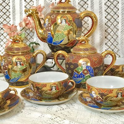 Wickstead's-Japanese-Red-Gold-Dragon-Moriage-Fine-Eggshell-Porcelain-Tea-Set-(9)