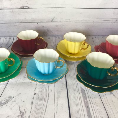 Wickstead's-Colourful-Harlequin-Breakfast-Tea-Cup-Set-Royal-Stuart-Spencer-Stevenson-English-Bone-China-Fluted-Petal-Shapes(5)