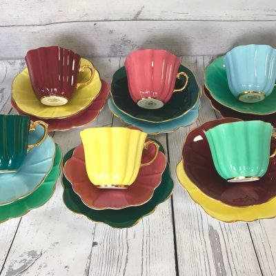 Wickstead's-Colourful-Harlequin-Breakfast-Tea-Cup-Set-Royal-Stuart-Spencer-Stevenson-English-Bone-China-Fluted-Petal-Shapes(8)