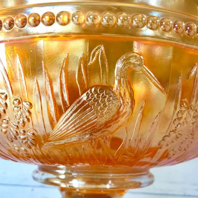Wickstead's-Home-&-Living-Marigold-Carnival-Glass-Punchbowl-Storks-(4)
