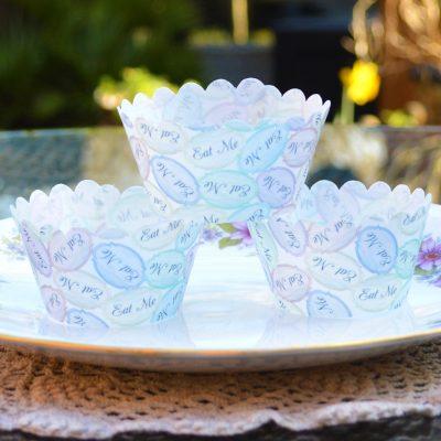 Wickstead's-Eat-Me-100%-Edible-Cupcake-Wrappers-Alice-in-Wonderland-Eat-Me
