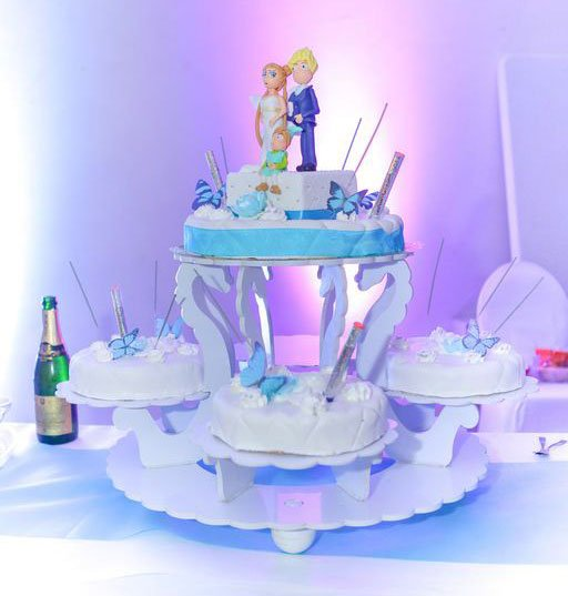Wickstead's-Eat-Me-Customer-Photo-Blue-Butterflies-on-Sparkler-Cake-(2)