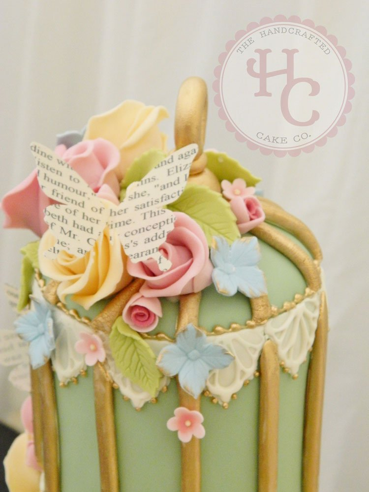 Wickstead's-Eat-Me-Customer-Photo-Book-Page-Butterflies-for-the-custom-cake-company