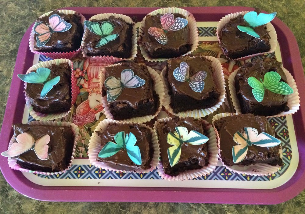 Wickstead's-Eat-Me-Customer-Photo-Butterflies-on-Brownies