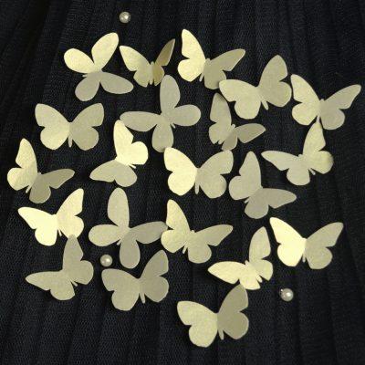 Wickstead's-Eat-Me-Edible-Sugar-Free-Vanilla-Wafer-Rice-Paper-3D-Butterflies-Metallic-Gold-(1)