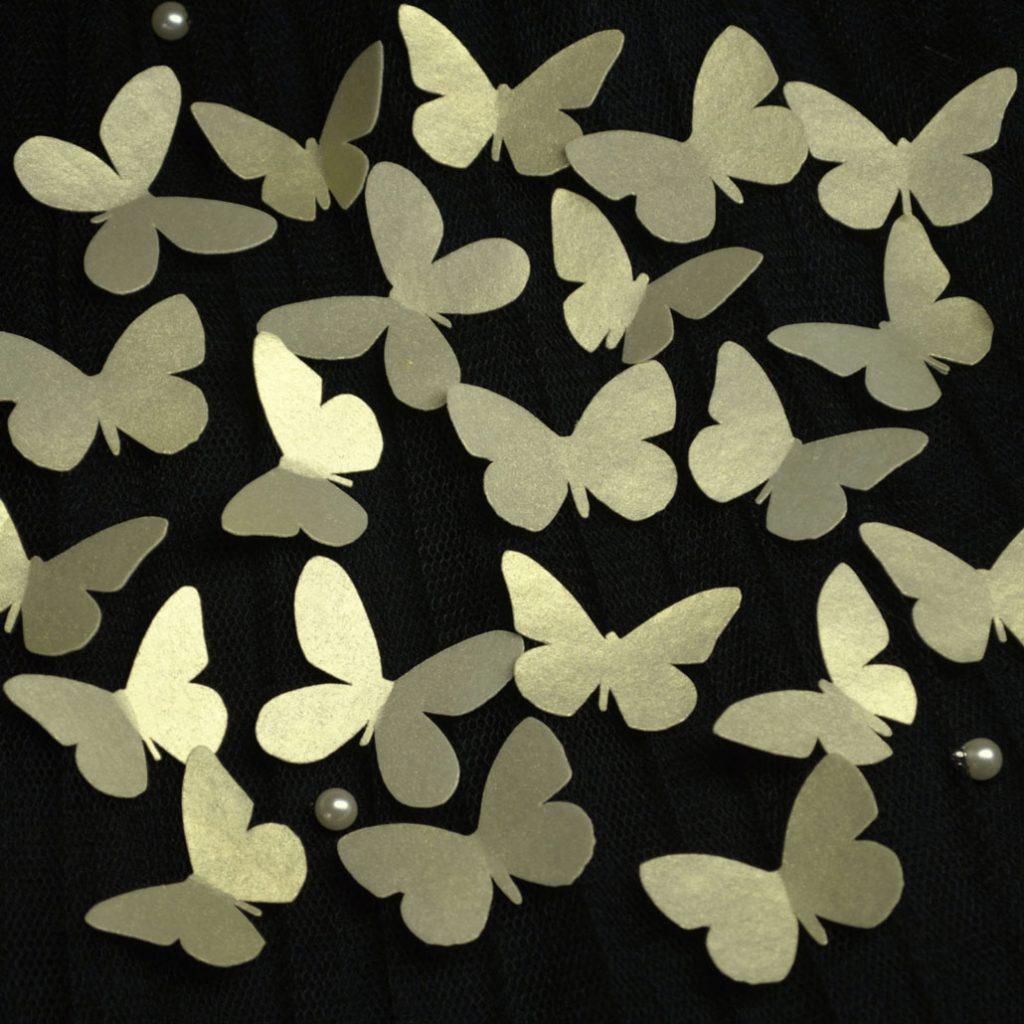 Wickstead's-Eat-Me-Edible-Sugar-Free-Vanilla-Wafer-Rice-Paper-3D-Butterflies-Metallic-Gold-(2)