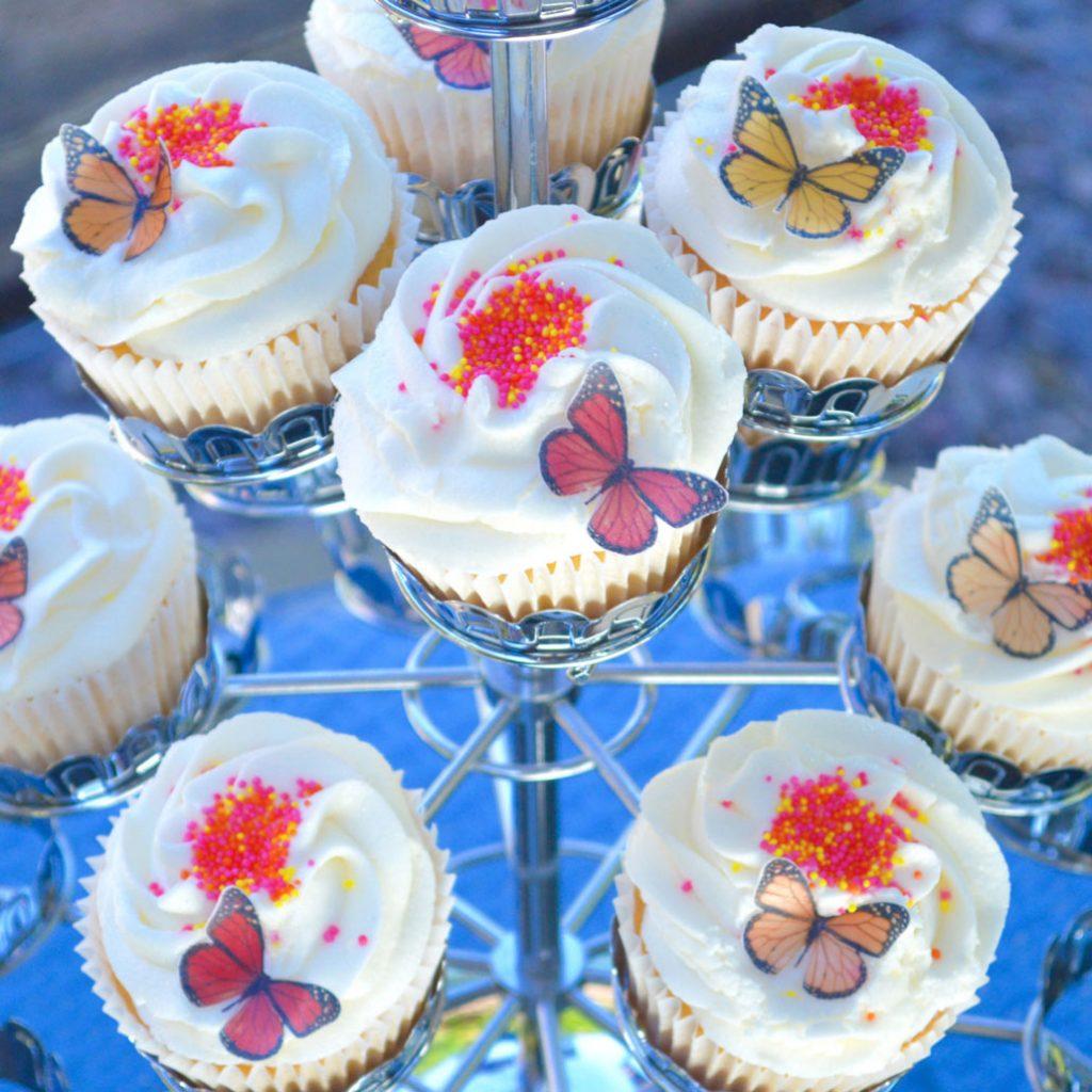 Wickstead's-Eat-Me-Edible-Sugar-Free-Vanilla-Wafer-Rice-Paper-3D-Butterflies–Ombre-Sunset-Butterfly-(4)