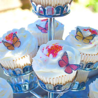 Wickstead's-Eat-Me-Edible-Sugar-Free-Vanilla-Wafer-Rice-Paper-3D-Butterflies–Ombre-Sunset-Butterfly-(5)