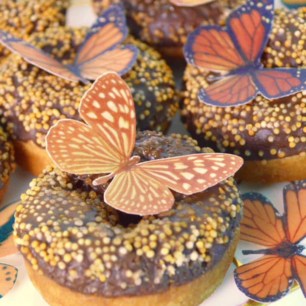 Wickstead's-Eat-Me-Edible-Sugar-Free-Vanilla-Wafer-Rice-Paper-3D-Butterflies-Orange-(3)