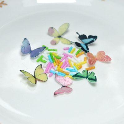 Wickstead's-Eat-Me-Edible-Sugar-Free-Vanilla-Wafer-Rice-Paper-3D-Butterflies-Pastel-Mix-Multicoloured-(11)