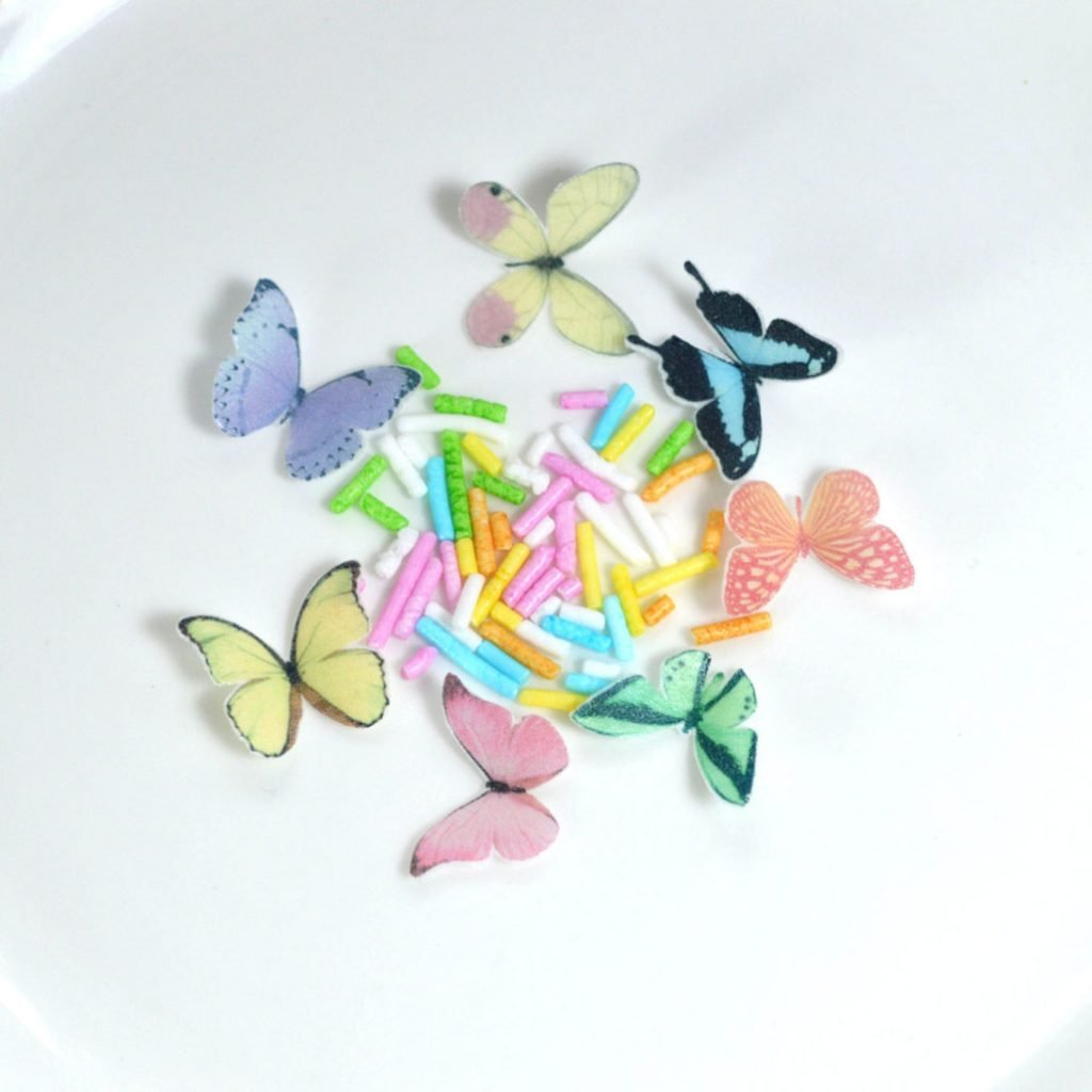 Wickstead's-Eat-Me-Edible-Sugar-Free-Vanilla-Wafer-Rice-Paper-3D-Butterflies-Pastel-Mix-Multicoloured-(13)