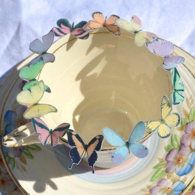 Wickstead's-Eat-Me-Edible-Sugar-Free-Vanilla-Wafer-Rice-Paper-3D-Butterflies-Pastel-Mix-Multicoloured-(6)