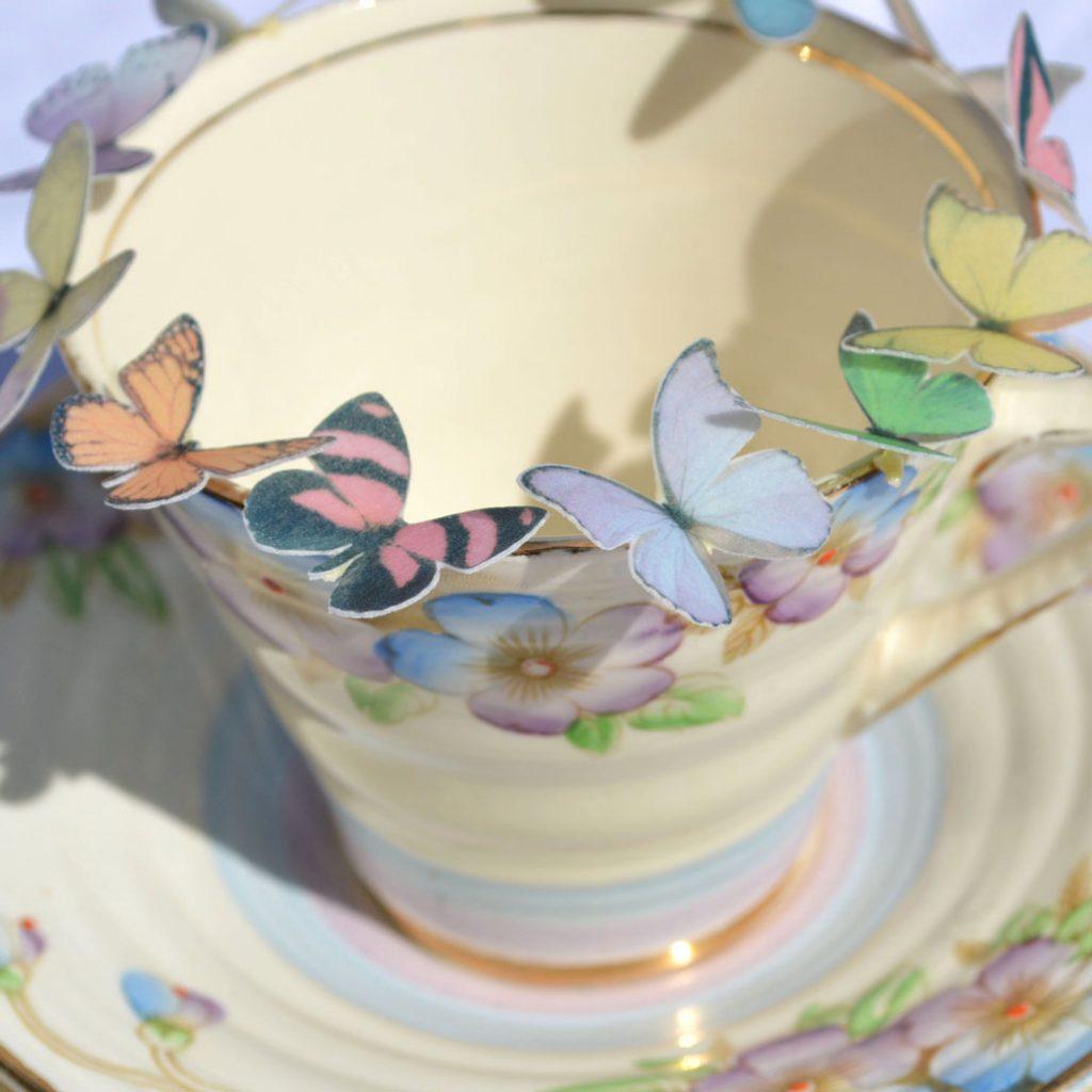 Wickstead's-Eat-Me-Edible-Sugar-Free-Vanilla-Wafer-Rice-Paper-3D-Butterflies-Pastel-Mix-Multicoloured-(9)