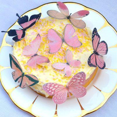 Wickstead's-Eat-Me-Edible-Sugar-Free-Vanilla-Wafer-Rice-Paper-3D-Butterflies-Pink-(1)