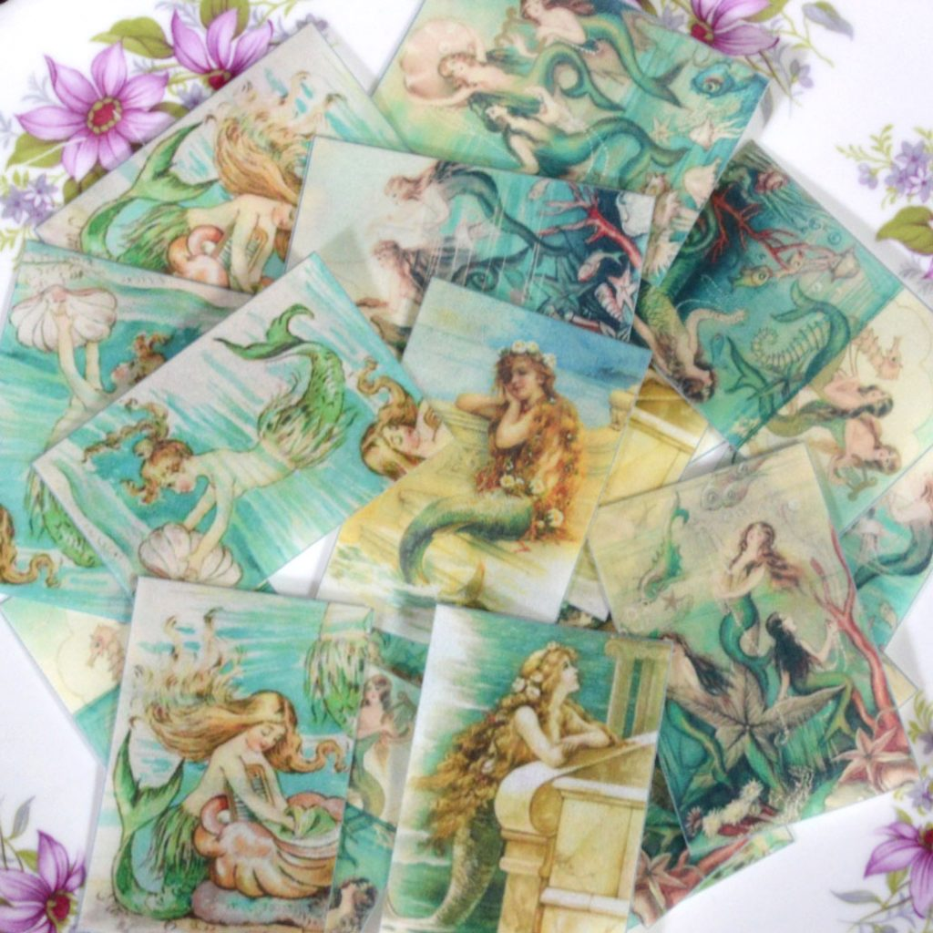 Wickstead's-Eat-Me-Edible-Sugar-Free-Vanilla-Wafer-Rice-Paper-Mermaids-Ocean-Rectangles-(3)