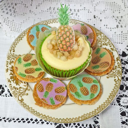 Wickstead's-Eat-Me-Edible-Sugar-Free-Vanilla-Wafer-Rice-Paper-Pineapple-Chintz-Circles-(3)