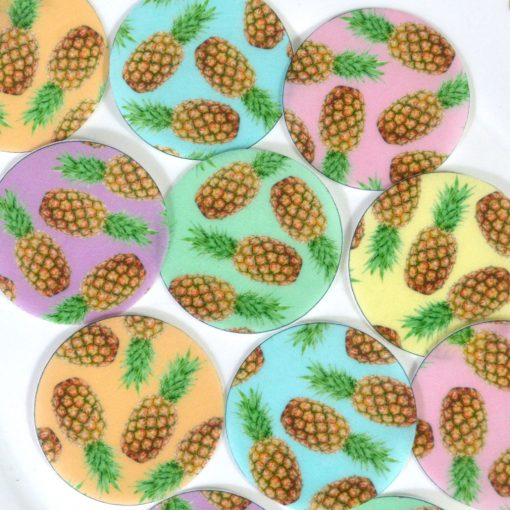 Wickstead's-Eat-Me-Edible-Sugar-Free-Vanilla-Wafer-Rice-Paper-Pineapple-Chintz-Circles-(5)
