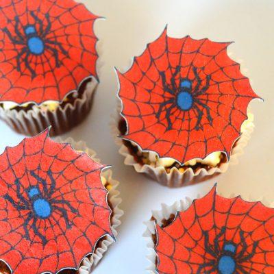 Wickstead's-Eat-Me-Edible-Sugar-Free-Vanilla-Wafer-Rice-Paper-Spiderman-Red-Spider-Cobwebs-Web-(2)
