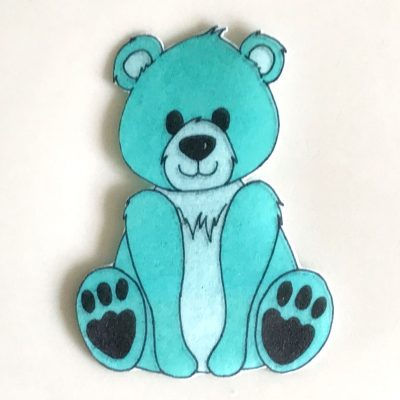Wickstead's-Eat-Me-Edible-Wafer-Rice-Paper-Cute-Aqua-Bears