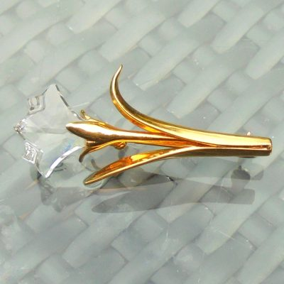 Wickstead's-Jewels-&-Treasures-Signed-Swarovski-Crystal-Lilly-Tulip-Iris-Flower-Lapel-Pin-Brooch-Gold-Tone-(3)