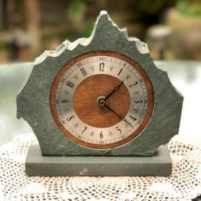 Wickstead's-Mr-Wickstead-Homewares-1970s-Stone-Mantel-Clock-(1)