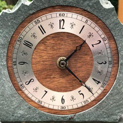 Wickstead's-Mr-Wickstead-Homewares-1970s-Stone-Mantel-Clock-(2)