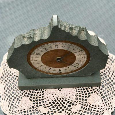 Wickstead's-Mr-Wickstead-Homewares-1970s-Stone-Mantel-Clock-(5)