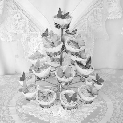 Wickstead's-Eat-Me-Edible-Sugar-Free-Vanilla-Wafer-Rice-Paper-3D-Butterflies-Greyscale-(1)