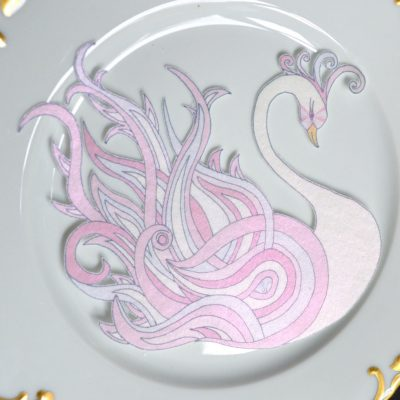 Wickstead's-Eat-Me-Edible-Sugar-Free-Vanilla-Wafer-Rice-Paper-Swan-Pink-Crystal-Swans-(1)