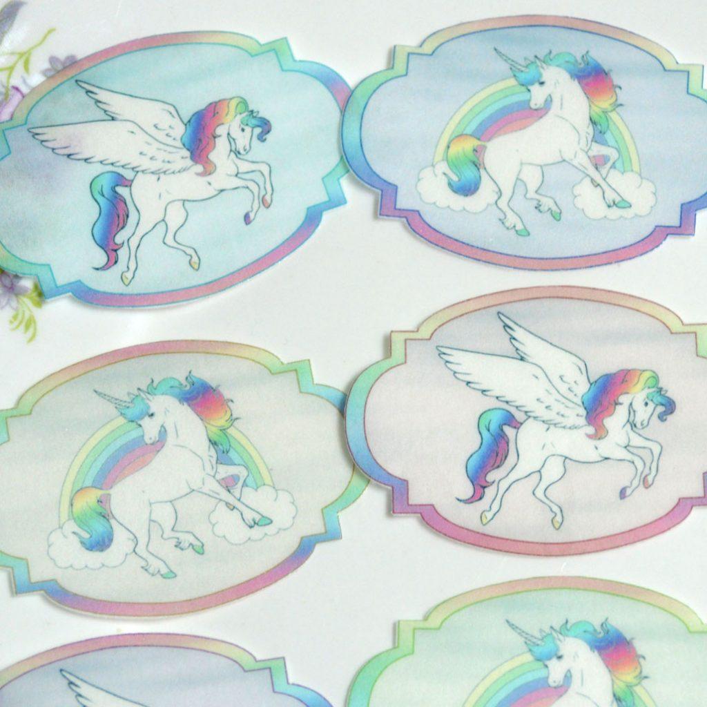 Wickstead's-Eat-Me-Edible-Sugar-Free-Vanilla-Wafer-Rice-Paper-Unicorns-&-Pegasus-Pastel-Sherbet-Rainbow-(2)
