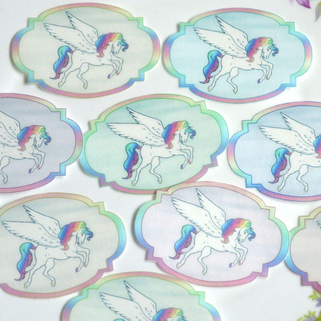 Wickstead's-Eat-Me-Edible-Sugar-Free-Vanilla-Wafer-Rice-Paper-Unicorns-&-Pegasus-Pastel-Sherbet-Rainbow-(4)