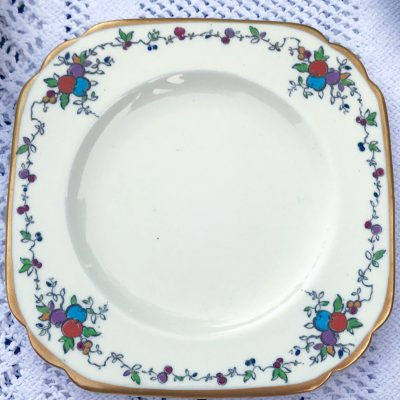 Wickstead's–Home-&-Living–Art-Deco-English-Tuscan-Hand-Painted-Plates-(2)