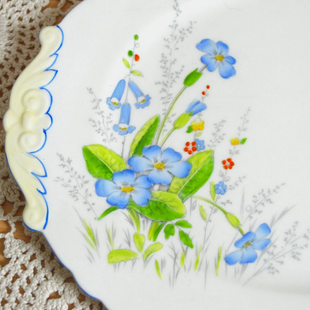 Wickstead's–Home-&-Living–Paragon-Blue-Primerose-Plates-(2)