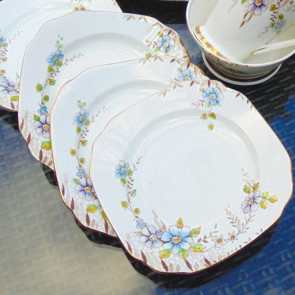 Wickstead's–Home-&-Living–Thomas-Forester-Phoenix-China-Plates-(1)